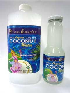 Coconut Delights Divine Organics