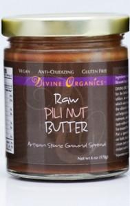 Divine Organics Nutbutters
