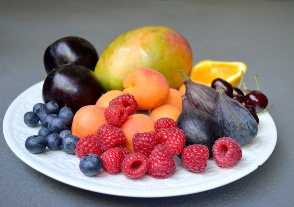 summer solstice fruits