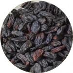 Divine Organics BUKU black raisins closeup