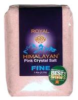fine salt