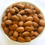 organic unpasteurized almonds