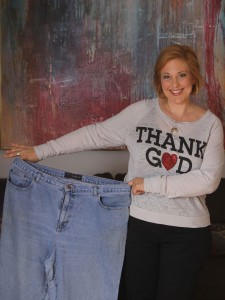 Lisa Books Williams after weight loss