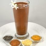 raw cacao maca smoothie