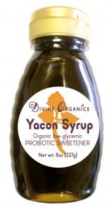 Divine Organics Yacon Syrup