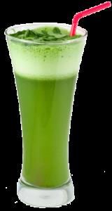 mint juice